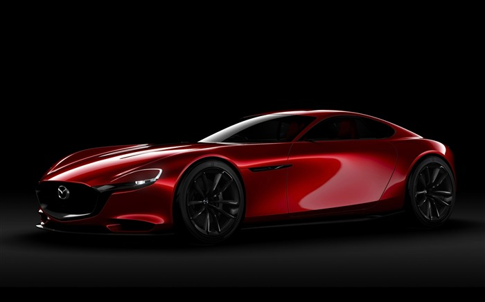 2015 Mazda RX-Vision Concept Wallpaper Views:9187