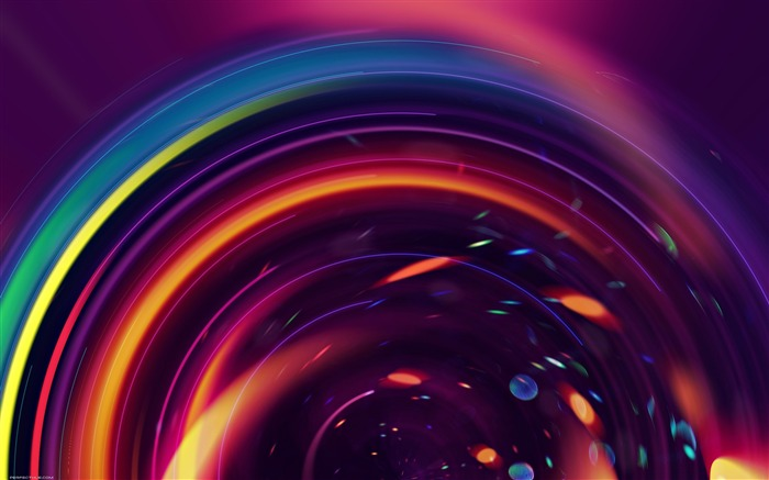 Different colors abstraction-Design HD Wallpaper Views:2677
