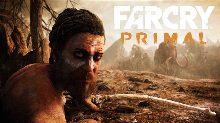 Far Cry Primal 2016 Game Desktop Wallpaper Views:3928
