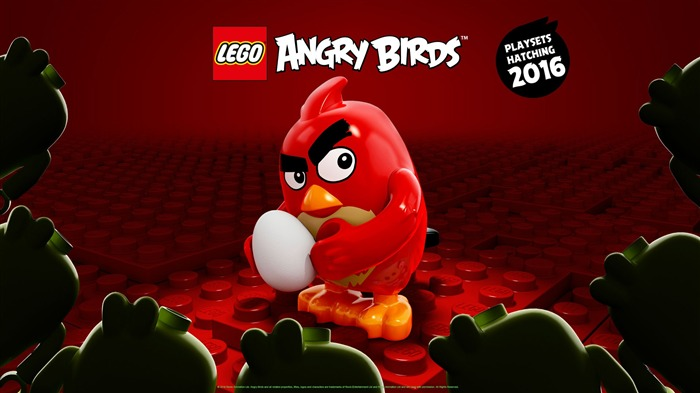 The Angry Birds Movie 2016 HD Wallpaper 04 Views:2179