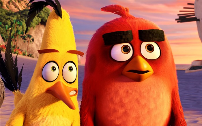 The Angry Birds Movie 2016 HD Wallpaper 05 Views:1888