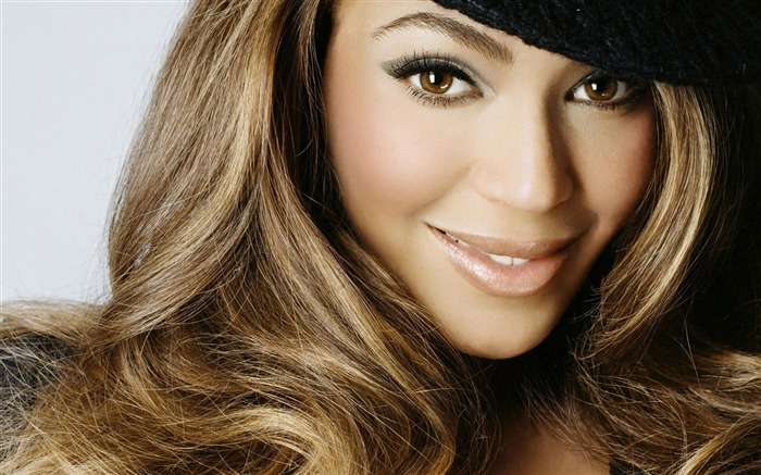 beyonce black hat-Photo HD Wallpaper Views:2071