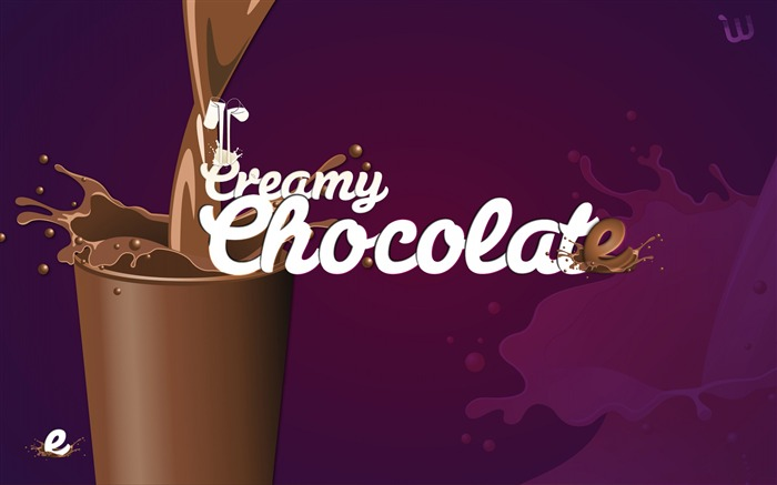 creamy chocolate-High Quality Wallpaper Views:1470