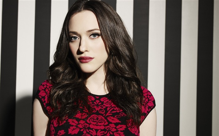 kat dennings actress girl-Photo HD Wallpaper Views:2472