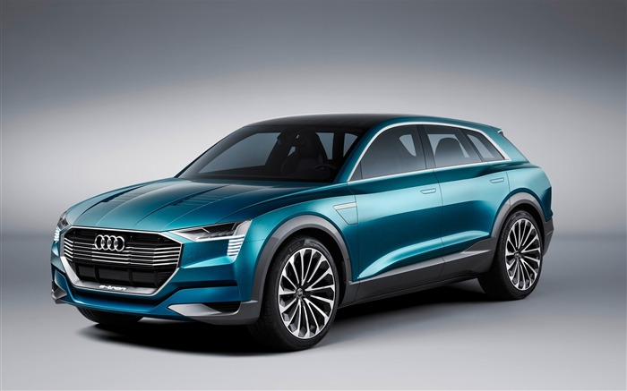 2015 Audi E-tron Quattro Concept Wallpaper Views:2994