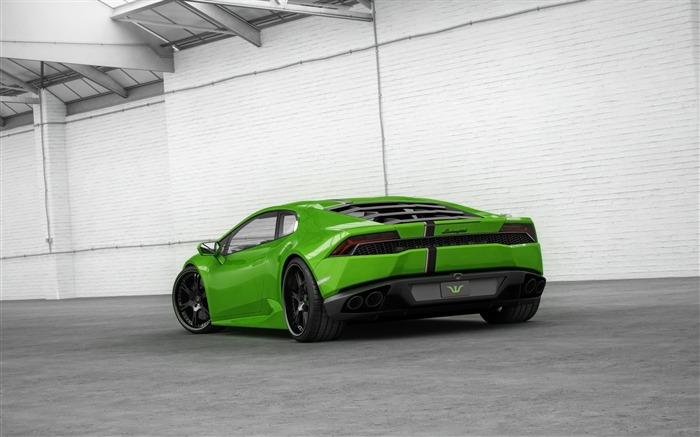 2015 Lamborghini Huracan Auto HD Wallpaper 03 Views:1735