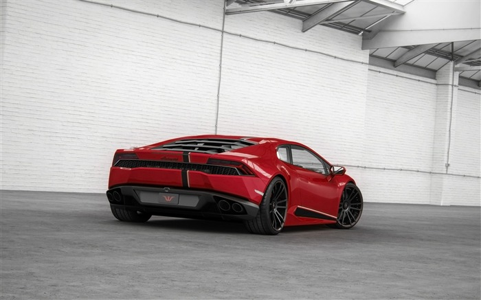 2015 Lamborghini Huracan Auto HD Wallpaper 05 Views:1720