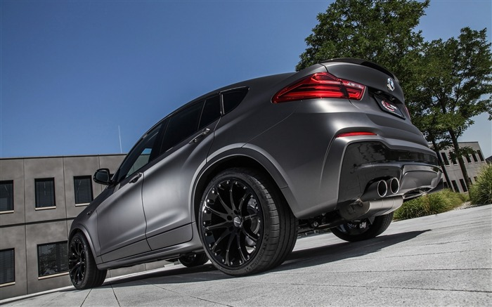 2015 Lightweight Performance BMW X4 HD Wallpaper 02 Views:1927
