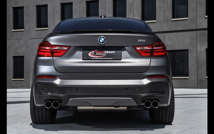2015 Lightweight Performance BMW X4 HD Wallpaper 03 Views:1726