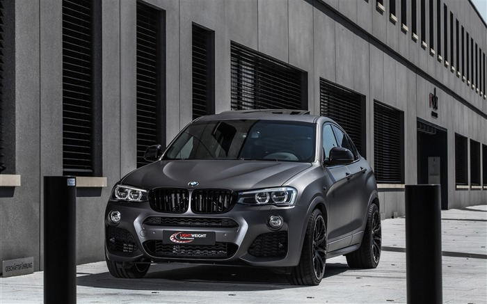 2015 Lightweight Performance BMW X4 HD Wallpaper 05 Views:1799
