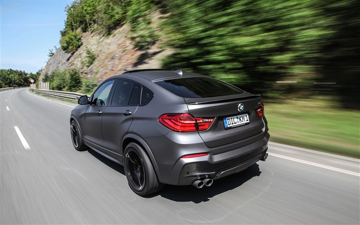 2015 Lightweight Performance BMW X4 HD Wallpaper 12 Views:1744