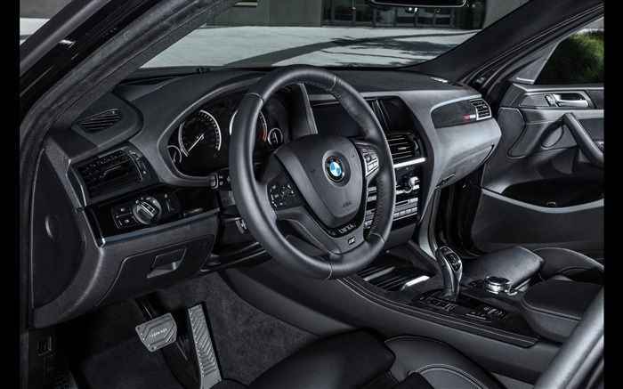 2015 Lightweight Performance BMW X4 HD Wallpaper 17 Views:986
