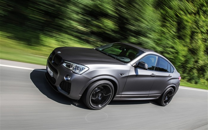 2015 Lightweight Performance BMW X4 HD Wallpaper Views:2943