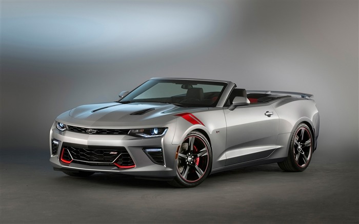 2016 Chevrolet Camaro SS Accent Concepts Wallpaper Views:3014