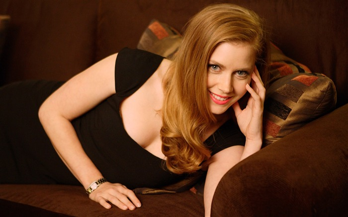 Amy Adams Wide-photo HD Desktop Wallpaper Views:2009