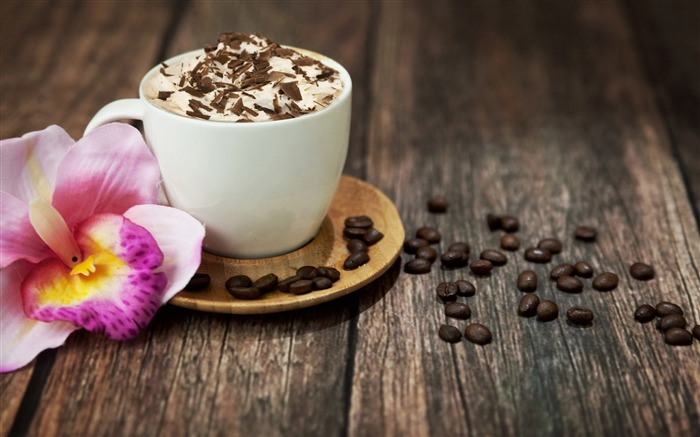 Coffee Drink Food Theme HD Desktop Wallpaper 13 Views:1743