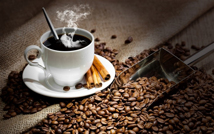 Coffee Drink Food Theme HD Desktop Wallpaper 14 Views:1957
