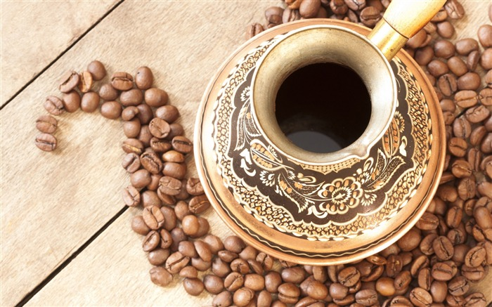 Coffee Drink Food Theme HD Desktop Wallpaper 18 Views:995