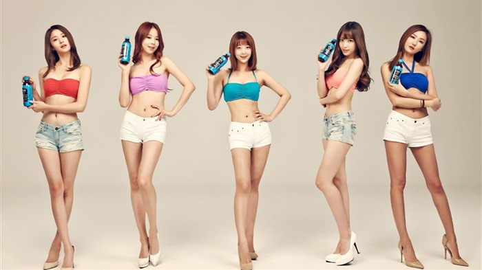 EXID Korea Sexy singer photo desktop wallpaper 04 Views:4871