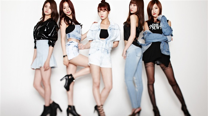 EXID Korea Sexy singer photo desktop wallpaper 05 Views:1569