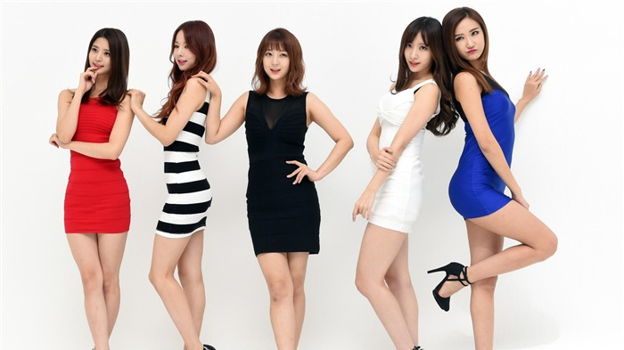 EXID Korea Sexy singer photo desktop wallpaper 08 Views:1498