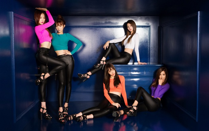 EXID Korea Sexy singer photo desktop wallpaper 15 Views:1880