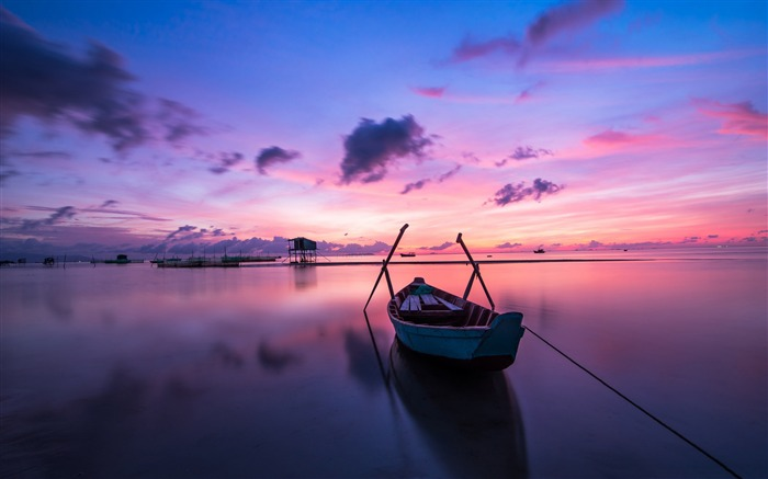 Phu quoc island sunrise-Nature Photo HD Wallpaper Views:3007
