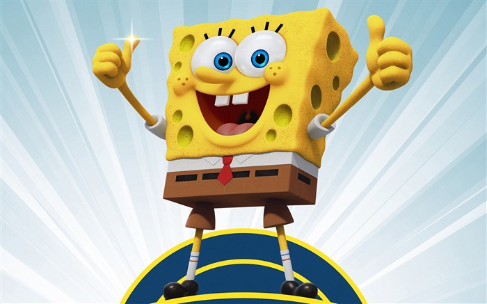 The spongebob-High Quality Wallpaper Views:1534