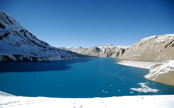 Tilicho lake view-2015 Landscape Wallpaper Views:1116
