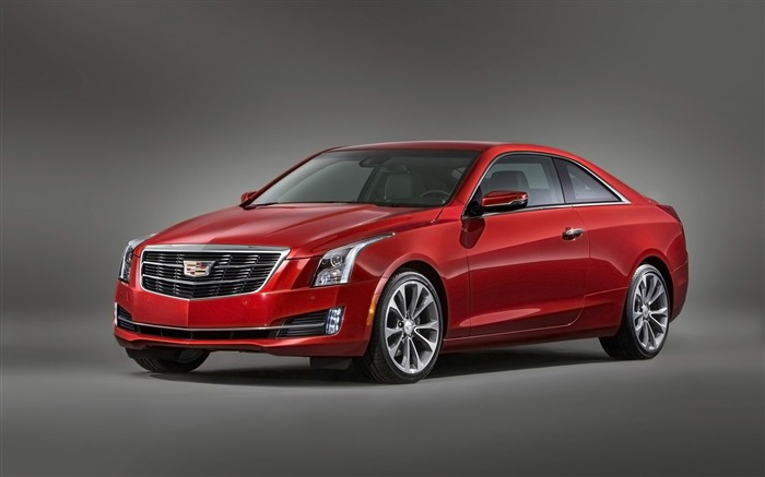 2015 Cadillac ATS Coupe HD Desktop Wallpaper Views:7645