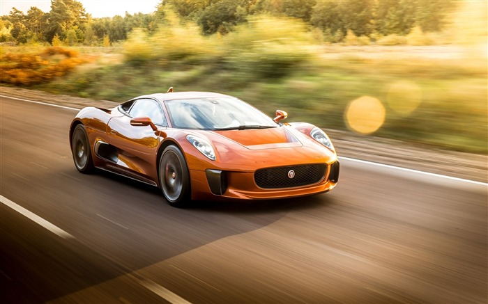 2015 Jaguar C-X75 Luxury Auto HD Wallpaper Views:3963