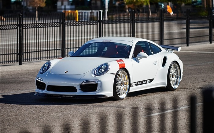 2015 Porsche 911 Turbo S Auto HD Wallpaper Views:3765