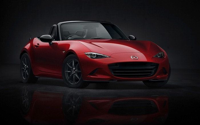 2016 Mazda MX-5 Miata Supercar HD Wallpaper Views:4353