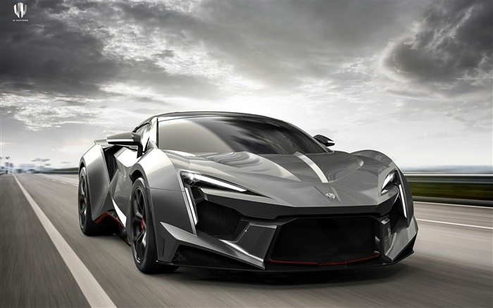 2016 W Motors Fenyr SuperSport HD Wallpaper Views:7541