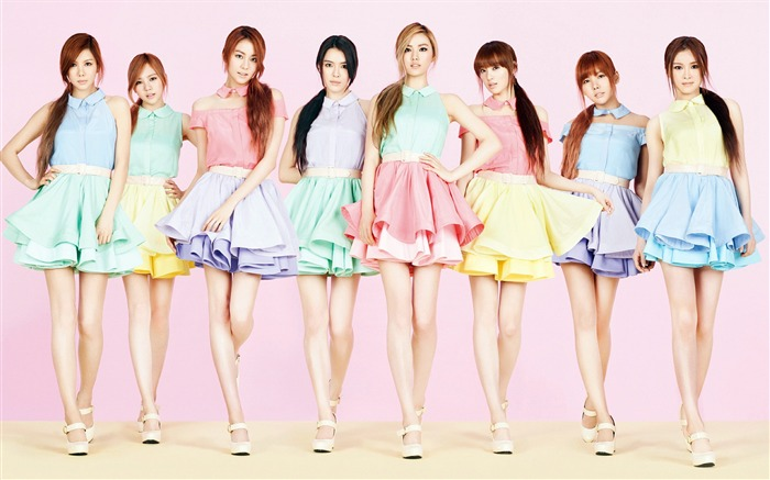 After School Korea sexy beauty photo wallpaper Views:5119
