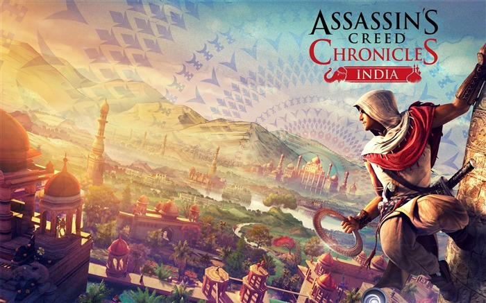 Assassins Creed Chronicles 2016 Game HD Wallpaper 01 Views:1545