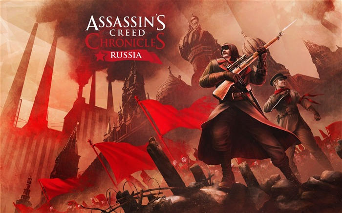 Assassins Creed Chronicles 2016 Game HD Wallpaper 02 Views:1779
