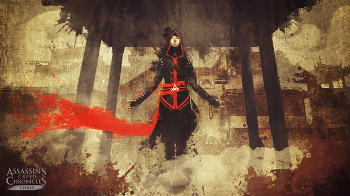 Assassins Creed Chronicles 2016 Game HD Wallpaper 05 Views:1425