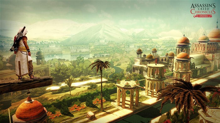 Assassins Creed Chronicles 2016 Game HD Wallpaper 06 Views:1256