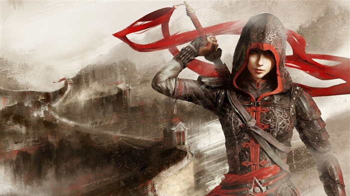 Assassins Creed Chronicles 2016 Game HD Wallpaper 07 Views:1418