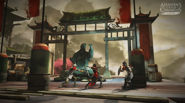 Assassins Creed Chronicles 2016 Game HD Wallpaper 09 Views:1302