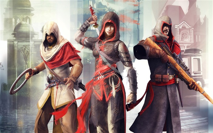 Assassins Creed Chronicles 2016 Game HD Wallpaper 11 Views:1871