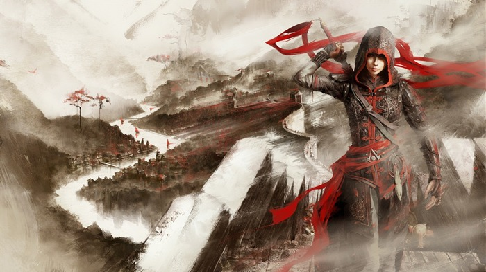 Assassins Creed Chronicles 2016 Game HD Wallpaper 12 Views:1257