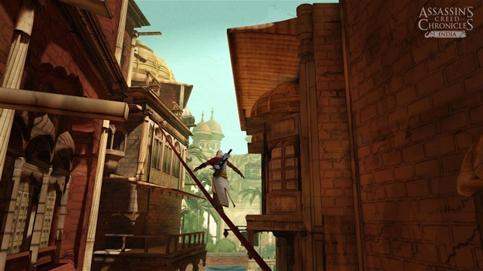 Assassins Creed Chronicles 2016 Game HD Wallpaper 14 Views:1225