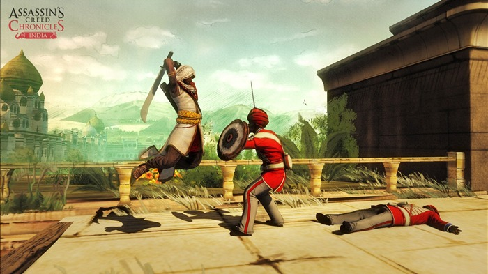 Assassins Creed Chronicles 2016 Game HD Wallpaper 16 Views:791