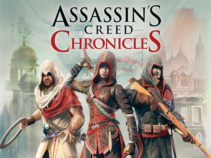 Assassins Creed Chronicles 2016 Game HD Wallpaper Views:5795