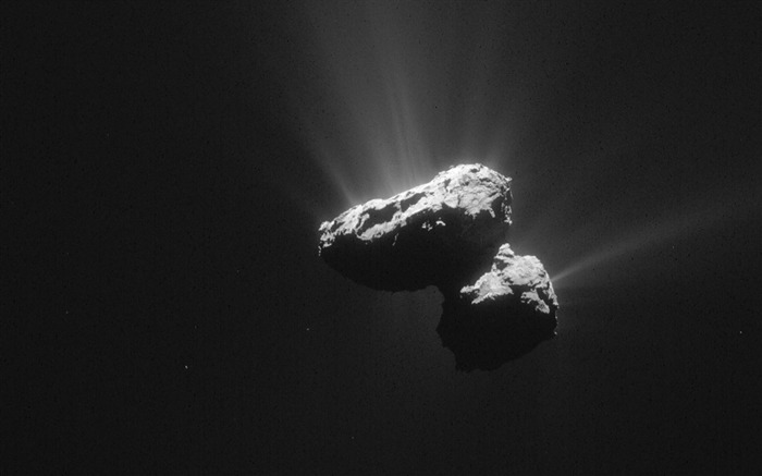 Comet 67p churyumov-Universe Space HD Wallpaper Views:2137