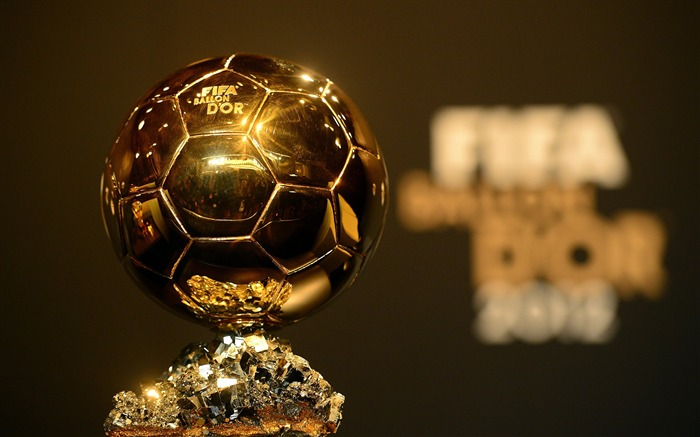 FIFA BALLON DOR 2015 Candidate Desktop Wallpaper Views:5440