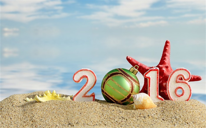 New year-2016 Merry Christmas Wallpaper Views:2601