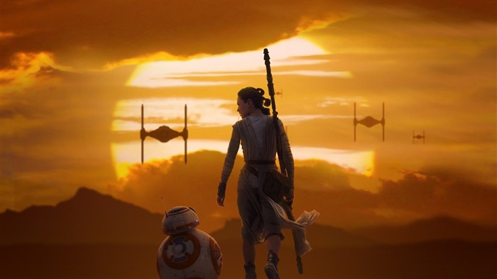 Star Wars The Force Awakens 2015 HD Wallpaper 07 Views:3221